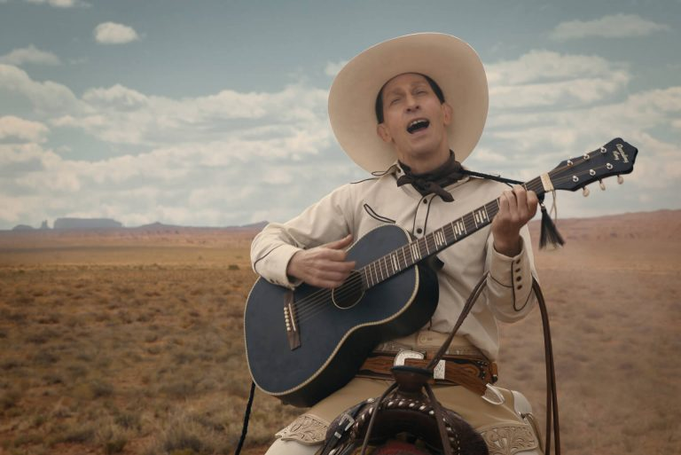 The Ballad of Buster Scruggs. Foto: Netflix