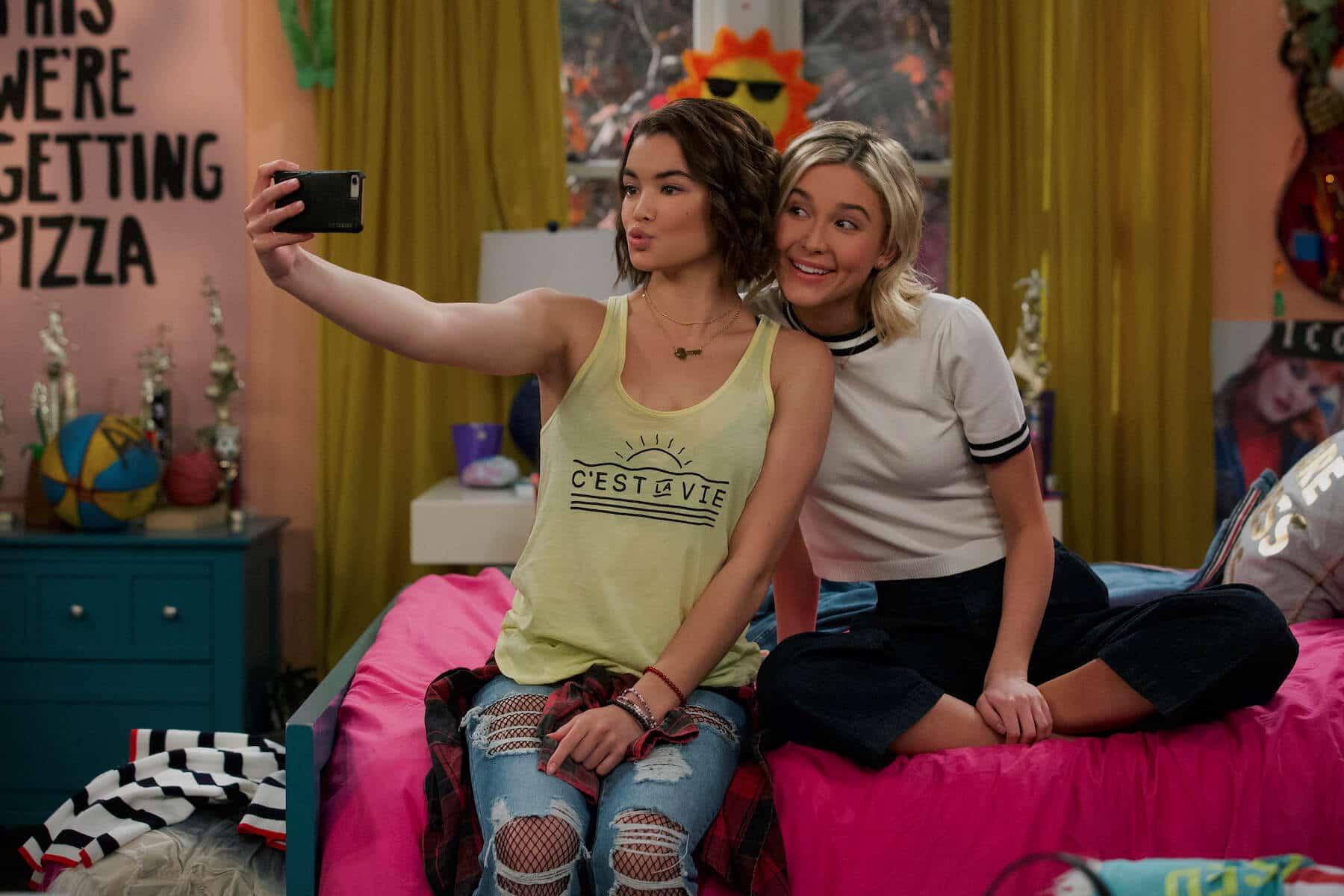 Alexa and Katie sesong 2. Foto: Netflix