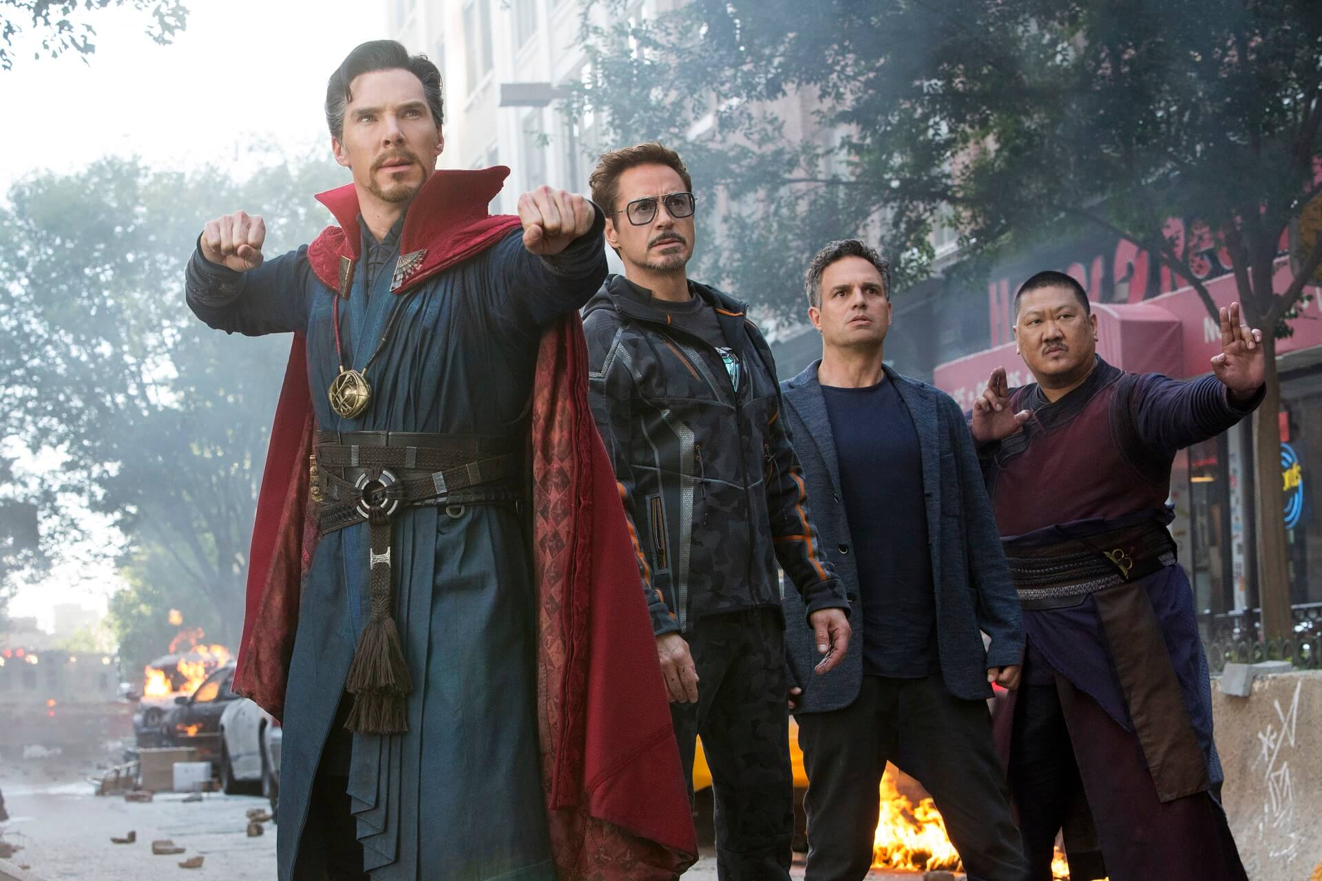 Avengers: Infinity War. Foto: Viaplay