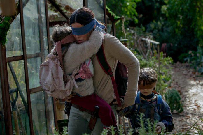 Bird Box. Foto: Netflix