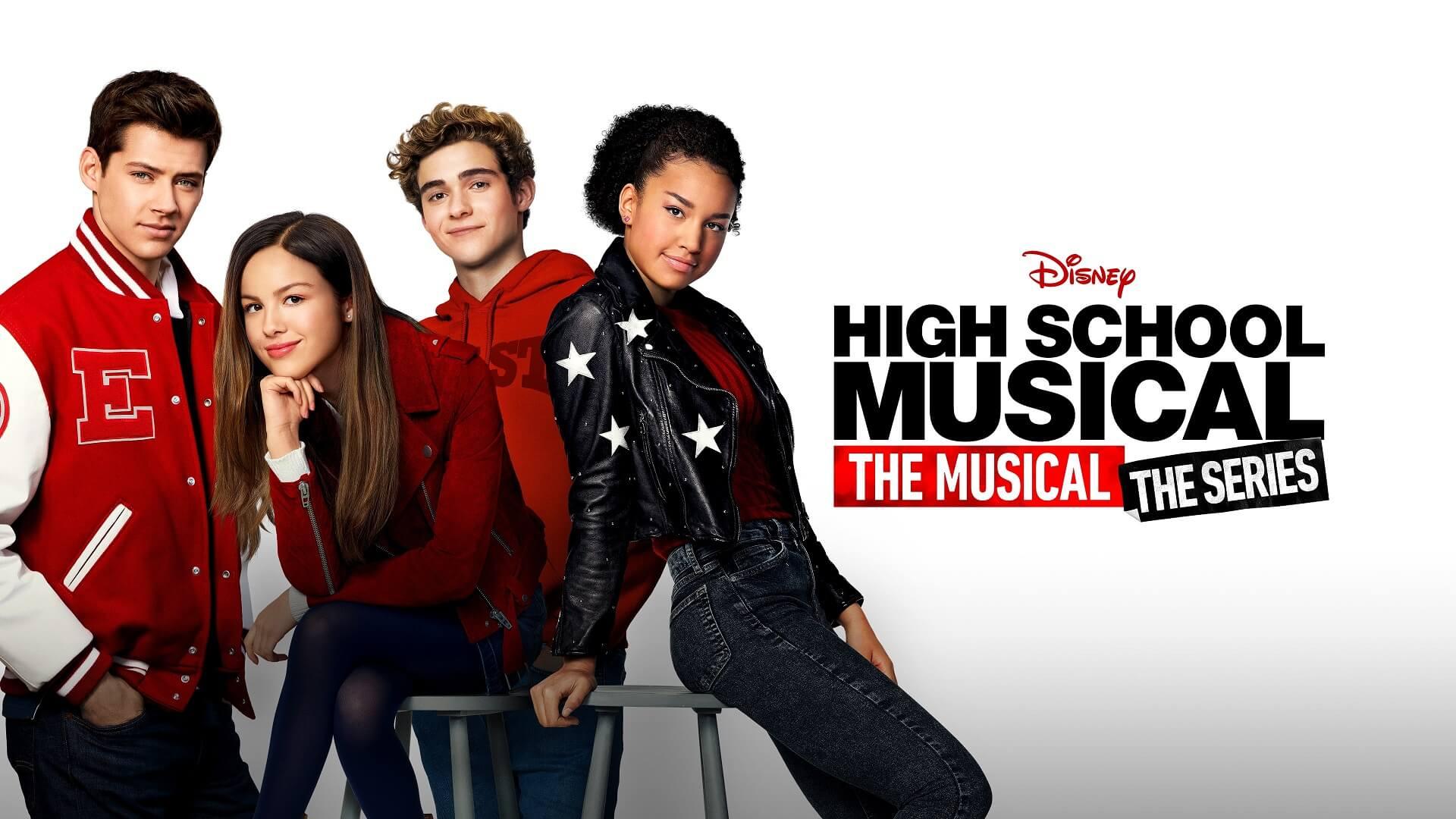 High School Musical: The Musical: The Series. Foto: Disney