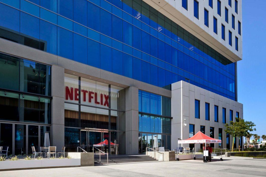 Netflix hovedkvarter i Los Angeles