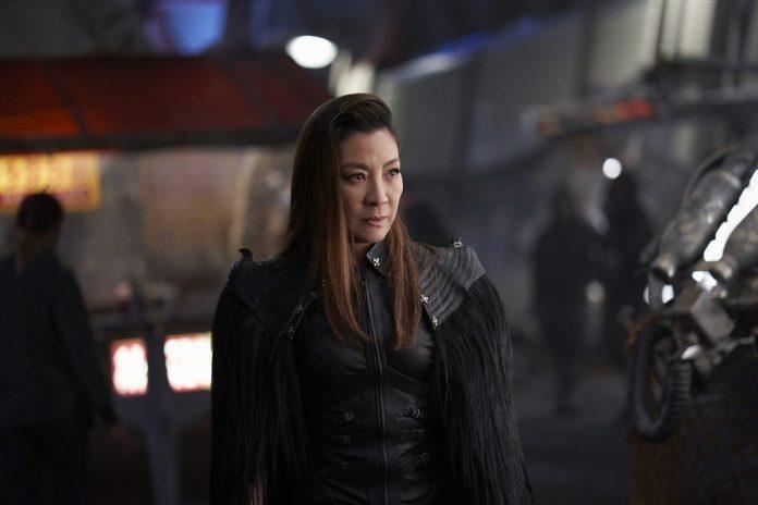 Michelle Yeoh i Star Trek: Disocvery