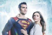 Superman og Lois Lane Foto: The CW