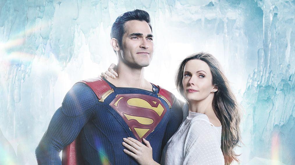 Superman og Lois Lane Foto: The CW