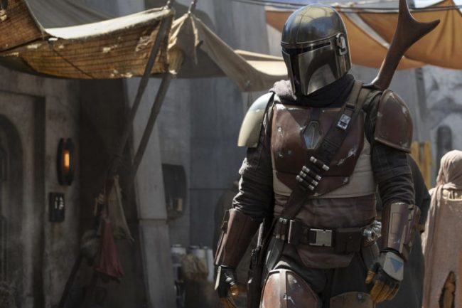 The Mandalorian. Foto: Disney