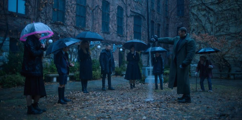 The Umbrella Academy sesong 1. Foto: Netflix