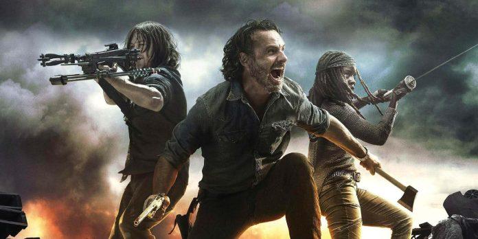 The Walking Dead-film. Foto: AMC
