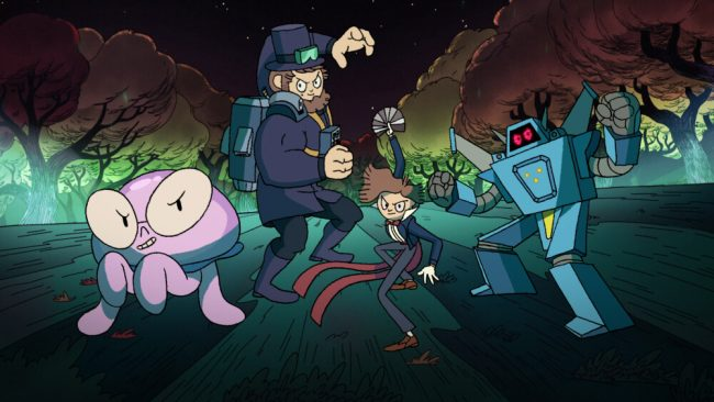 TV-serien Costume Quest