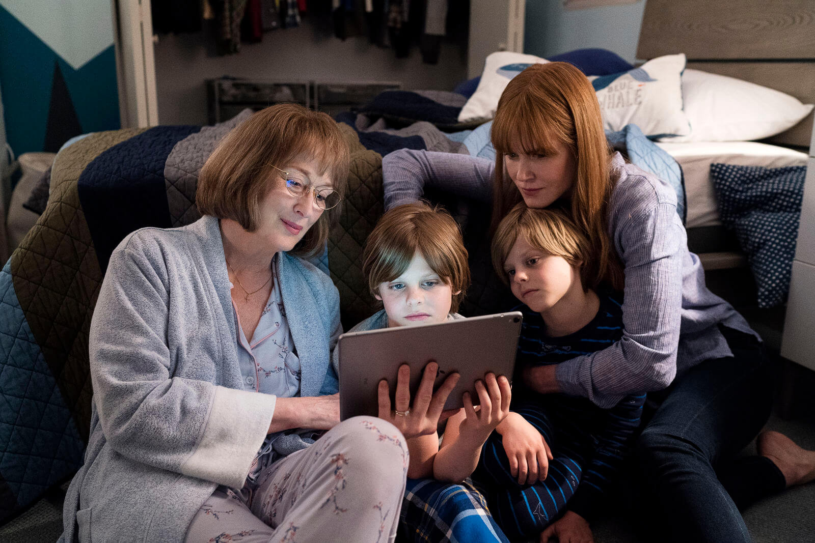 Big Little Lies sesong 2. Foto: HBO Nordic