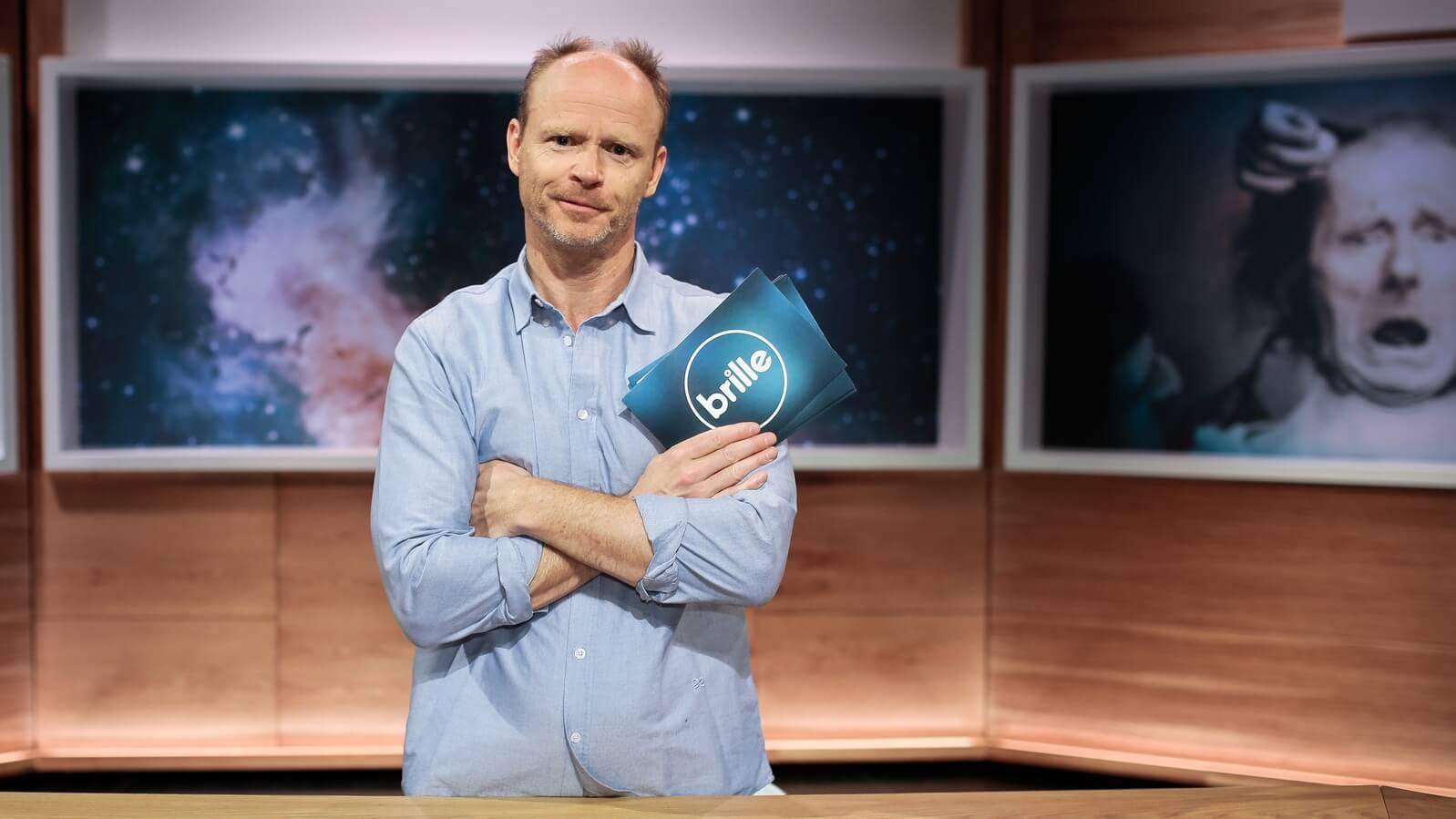 Brille. Foto: TVNorge