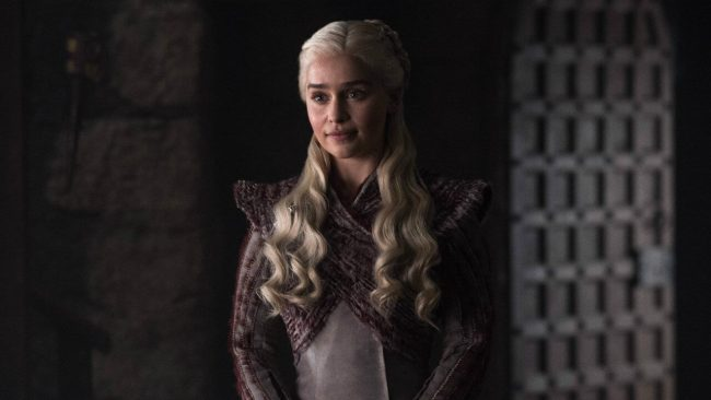 Daenerys i Game of Thrones. Foto: HBO