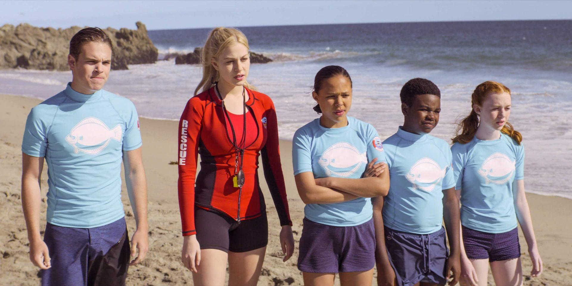 Malibu Rescue. Foto: Netflix