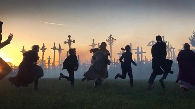 Nattens arvinger. Foto: MAIPO FILM/NRK