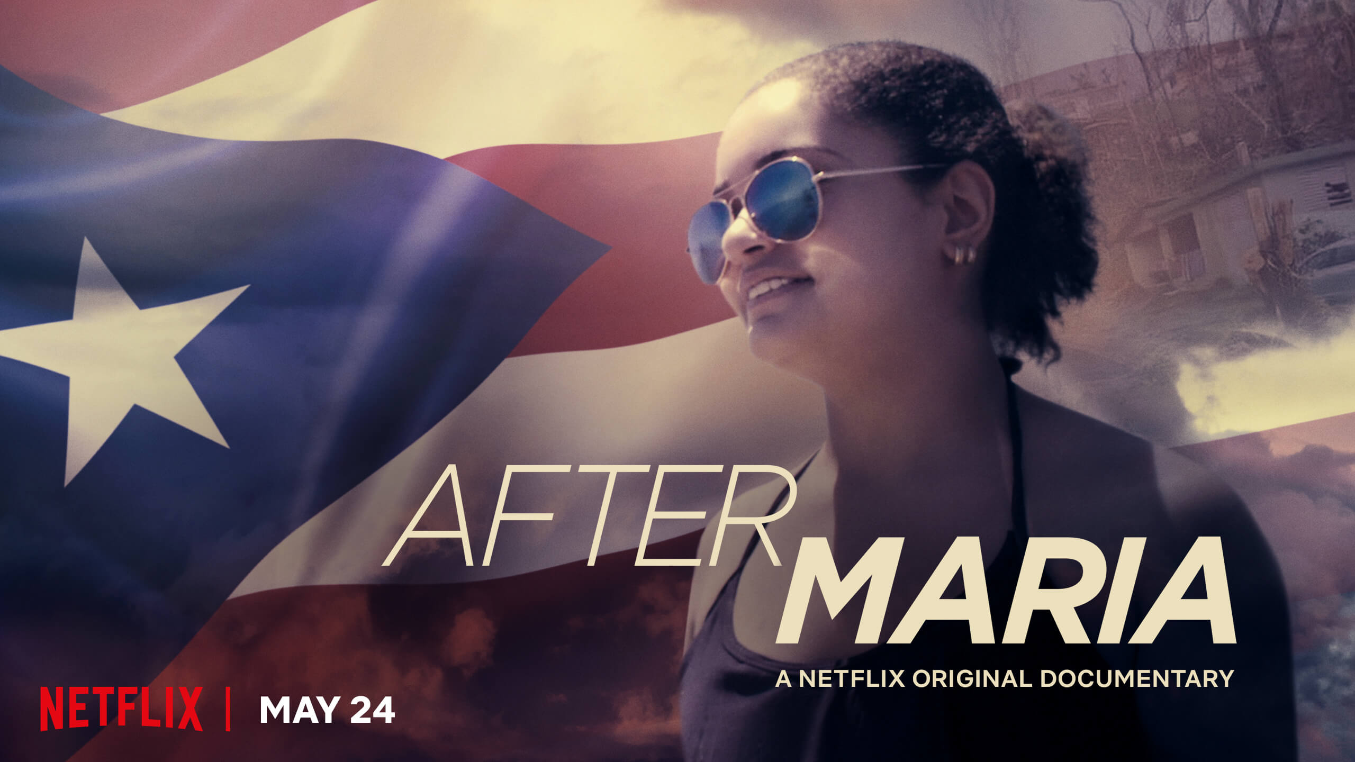 After Maria. Foto: Netflix