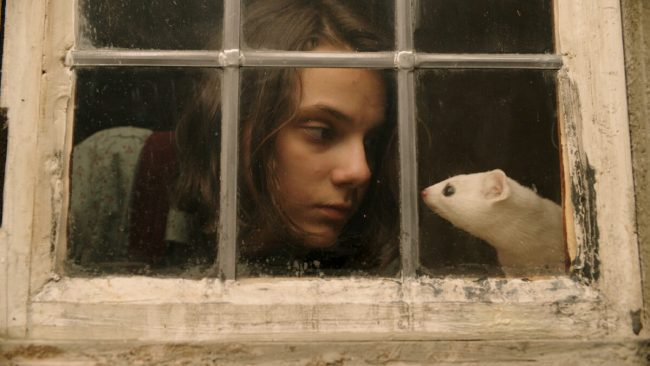 TV-serien His Dark Materials. Foto: BBC