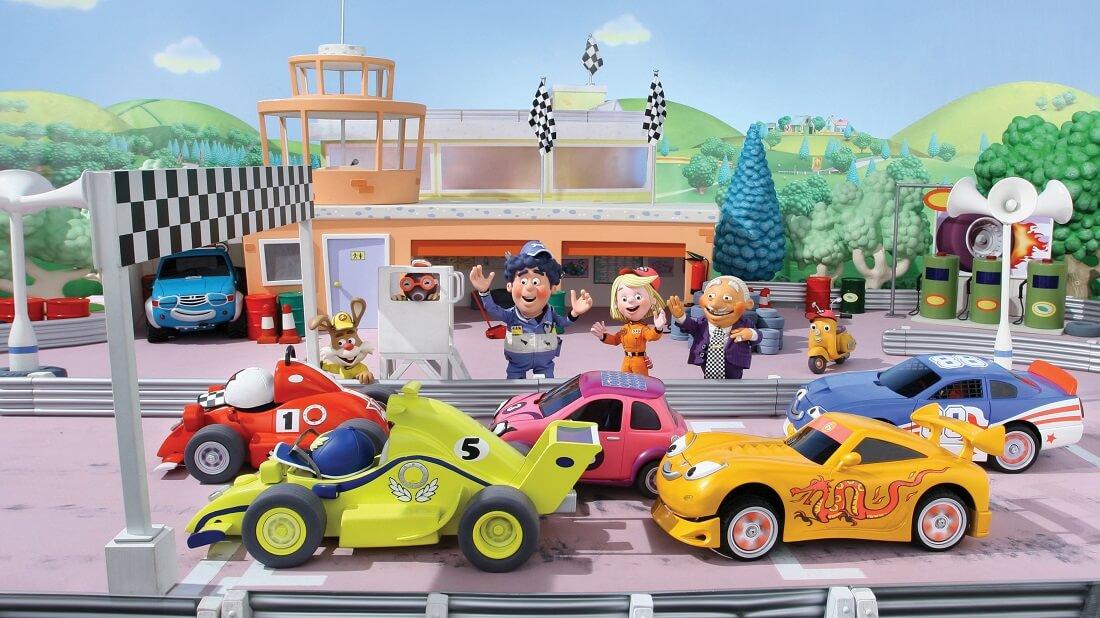 Roary the Racing Car. Foto: Netflix