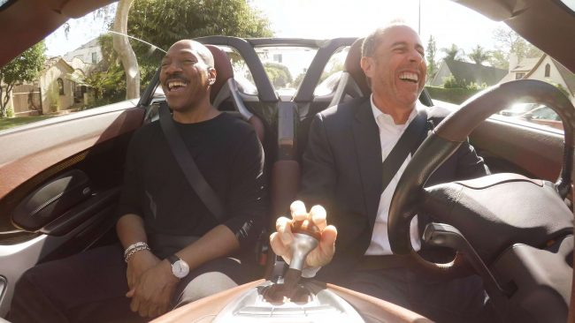 Comedians in Cars Getting Coffee. Foto: Netflix