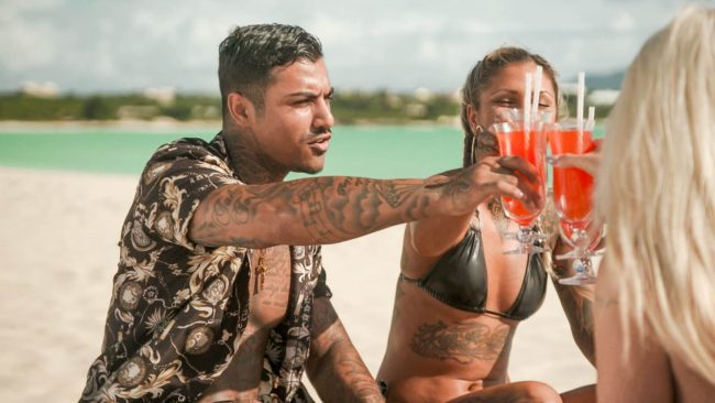 Ex on the Beach Sverige sesong 6. Foto: TVNorge