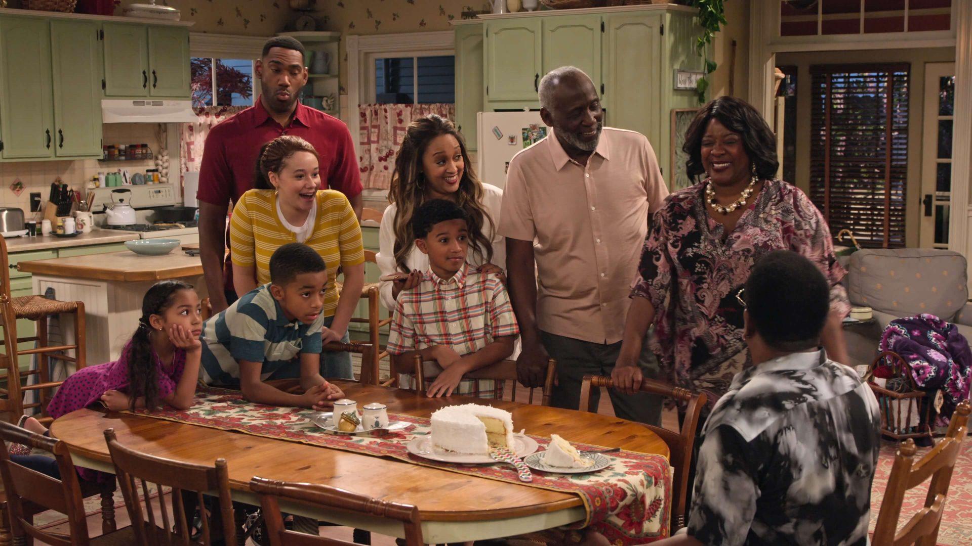 Family Reunion. Foto: Netflix