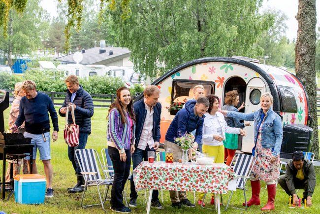 Sommeråpent 2019. Foto: NRK