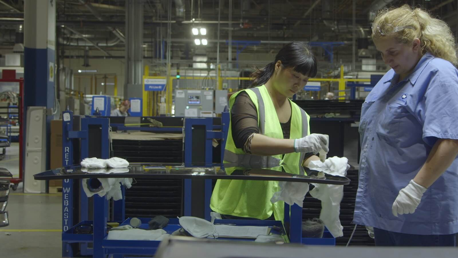 American Factory. Foto: Netflix