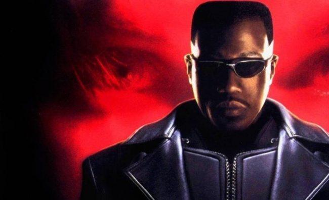 Wesley Snipes som Blade.
