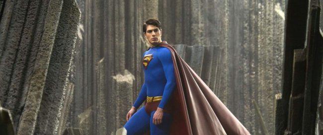 Brandon Routh som Supermann