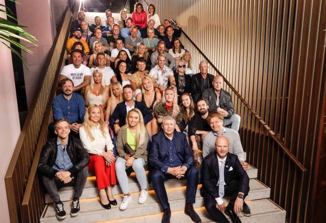 TVNorge høstlansering 2019. Foto: TVNorge
