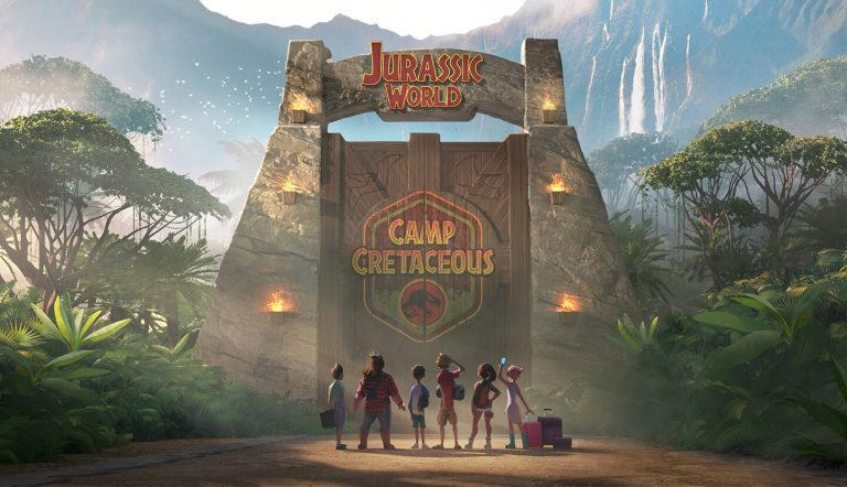 Jurassic World: Camp Cretaceous. Foto: Netflix