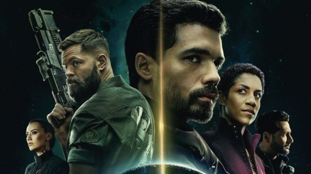 The Expanse sesong 4 . Foto: Amazon Studios