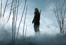 The Witcher-hovedpersonen Geralt. Foto: Netflix