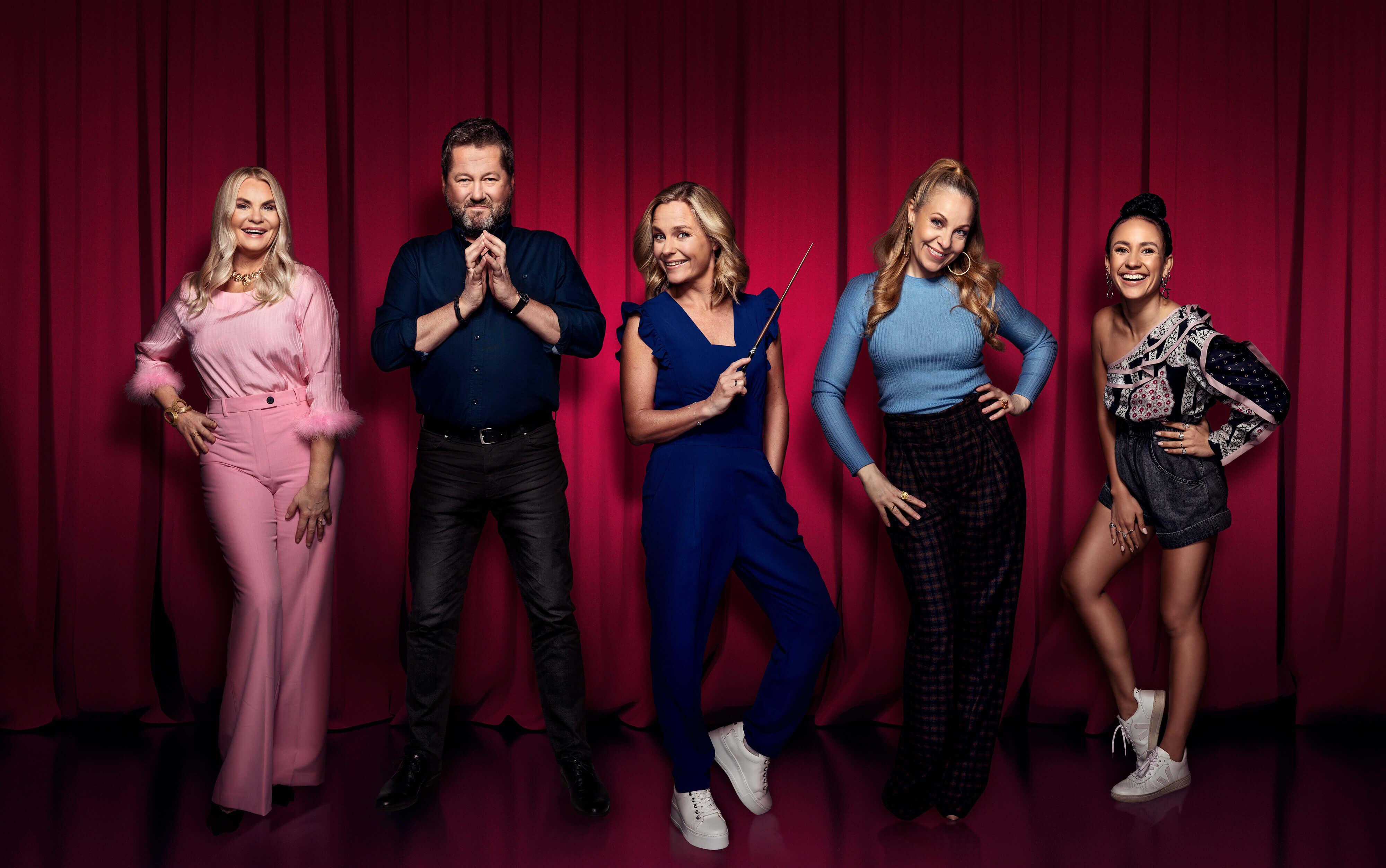 Norske talenter sesong 10. Foto: TV 2