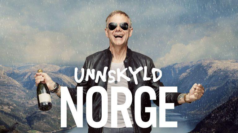 Unnskyld Norge. Foto: Viaplay