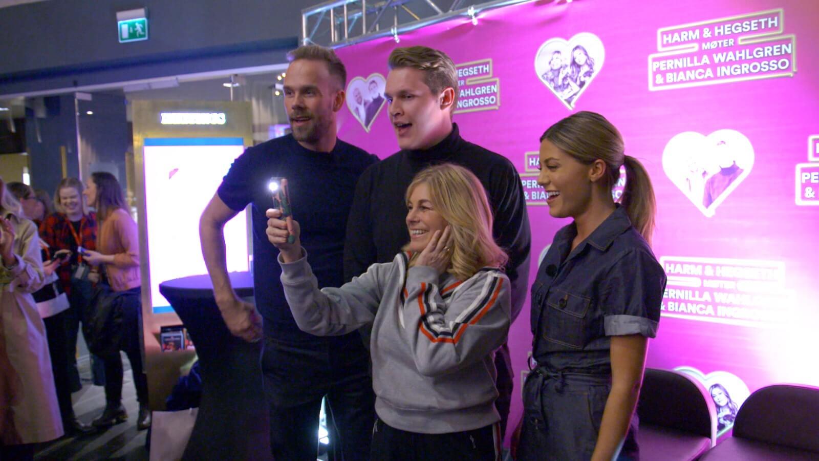 Wahlgrens verden sesong 6. Foto: TVNorge