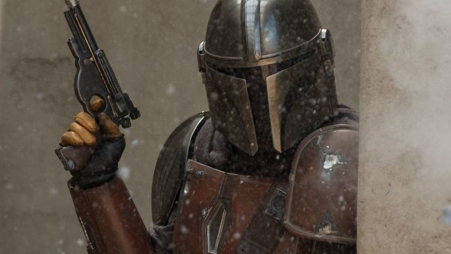 The Mandalorian. Foto: Disney+