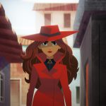 Carmen Sandiego S2. Foto: Netflix