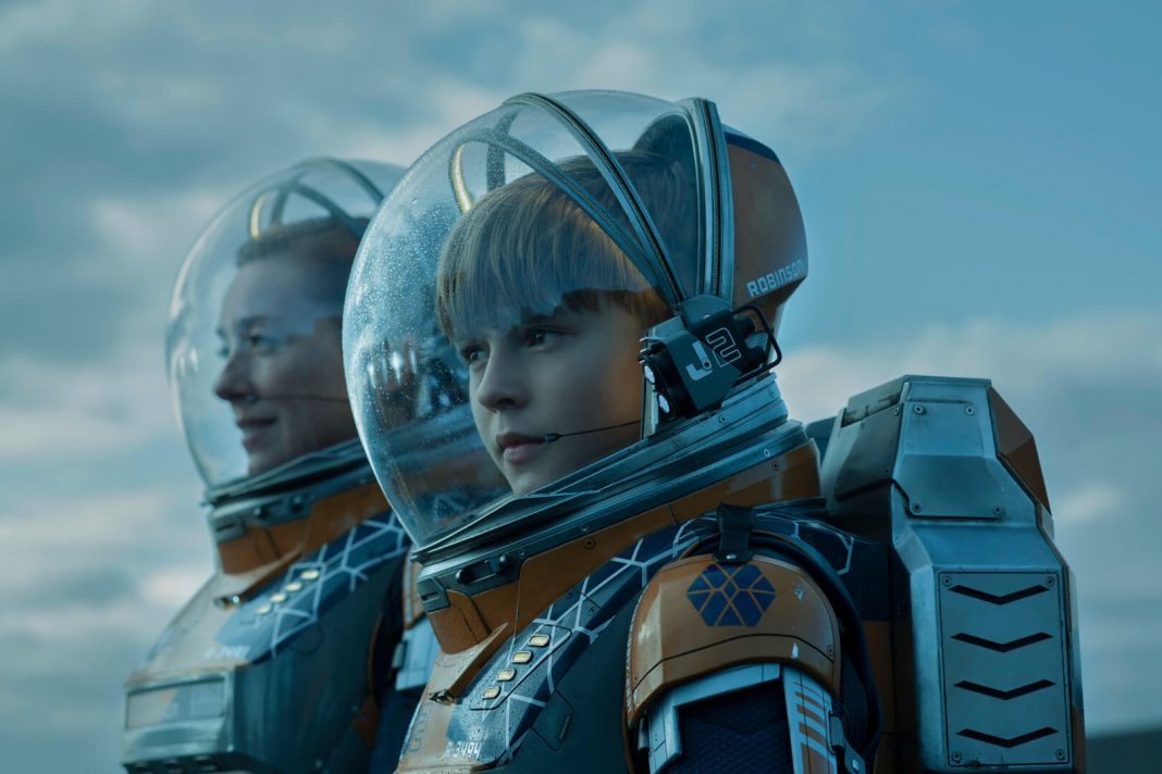 Lost in Space sesong 2. Foto: Netflix
