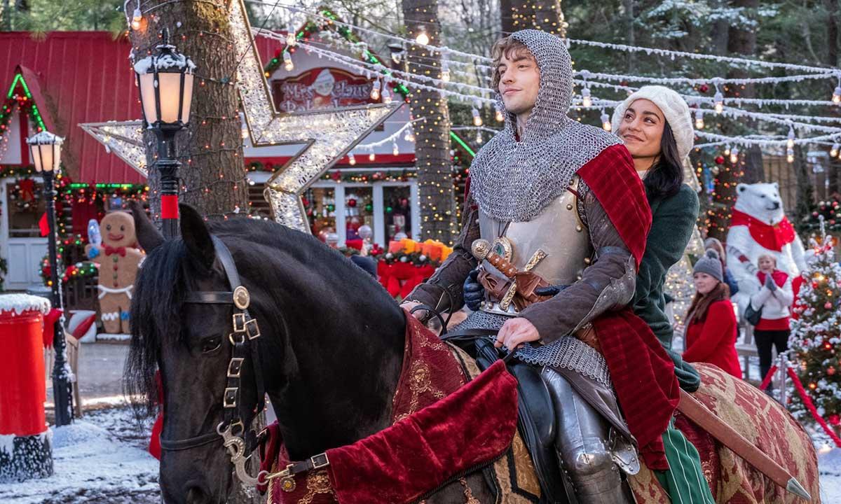 The Knight Before Christmas. Foto: Netflix