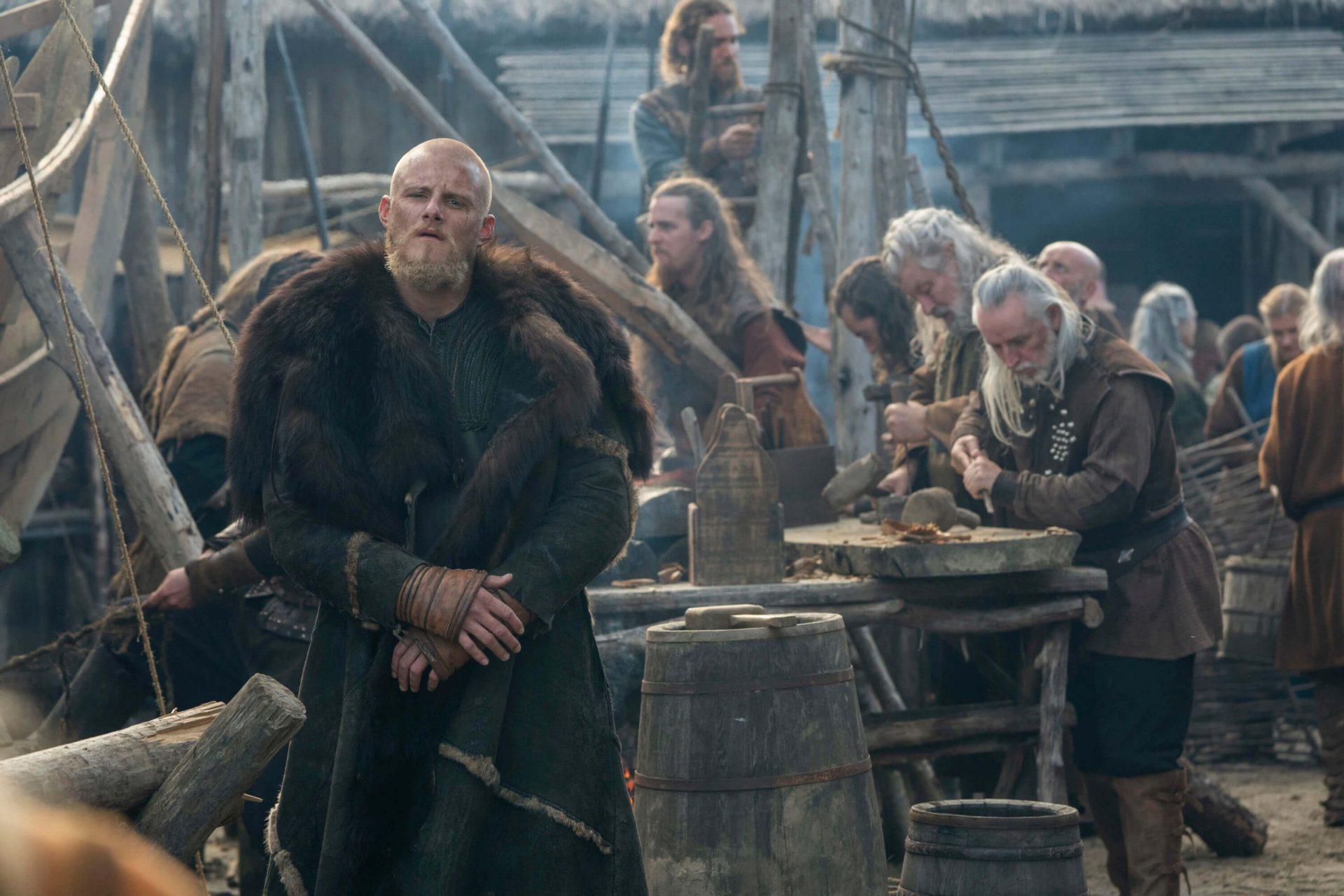 Vikings sesong 6. Foto: History/HBO Nordic