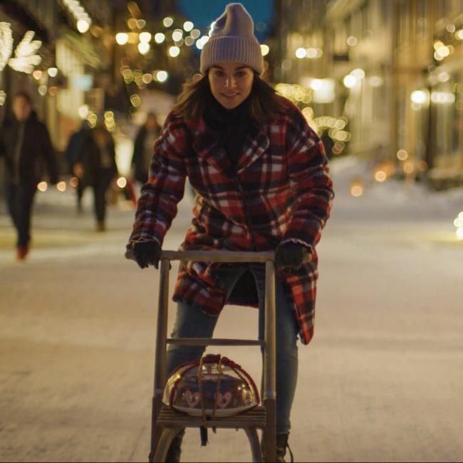 Hjem til jul. Foto: Netflix