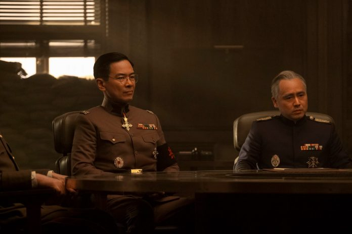 The Man in the High Castle sesong 4. Foto: Amazon