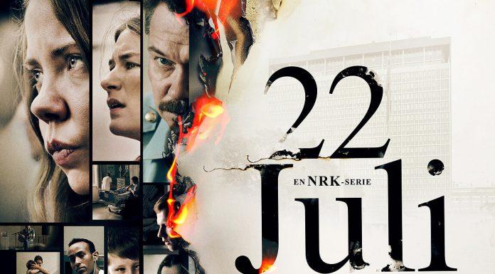 22. juli. Foto: NRK