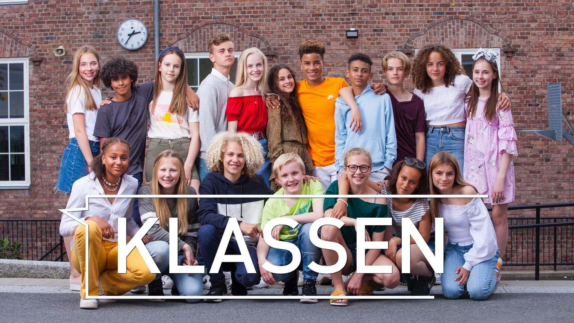 Klassen. Foto: NRK