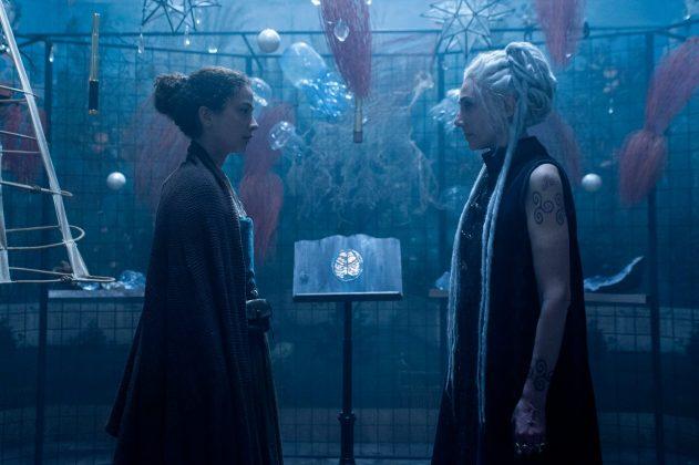 Luna Nera. Foto: Netflix