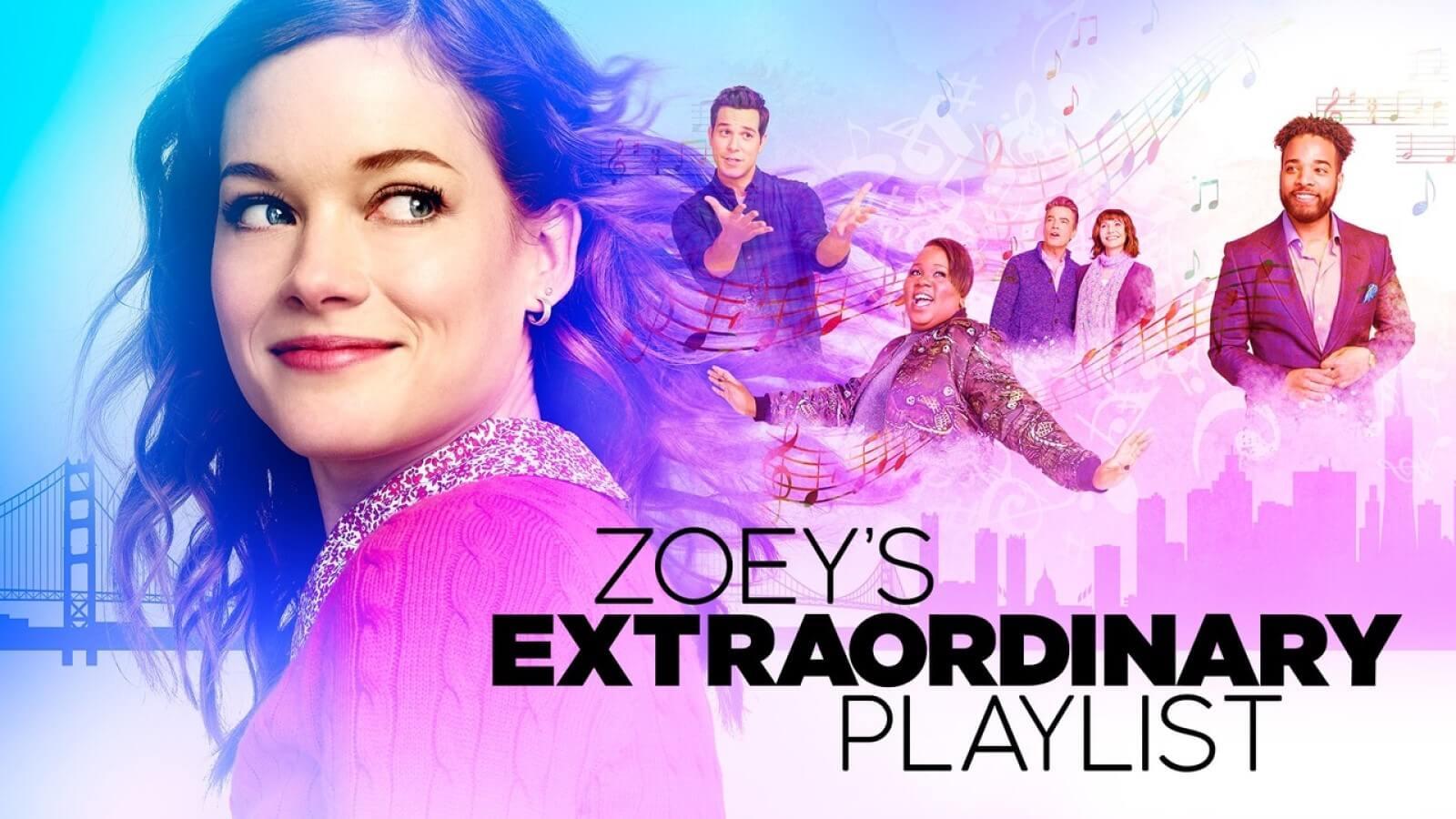Zoey's Extraordinary Playlist. Foto: NBC