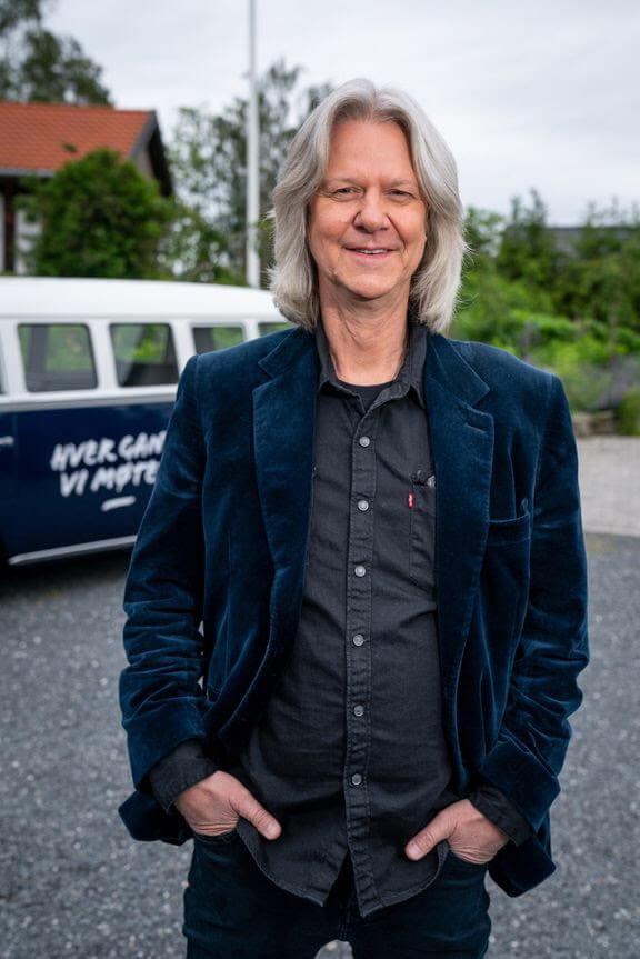 Aslaug Haugen. Foto: TV 2