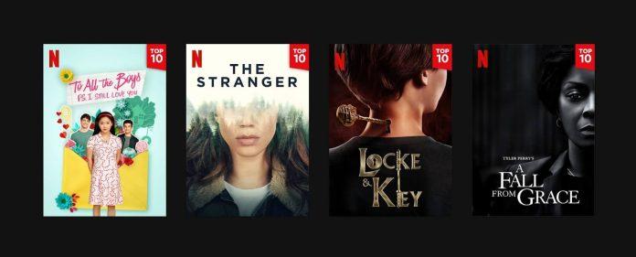 Topp ti Netflix. Foto: Netflix