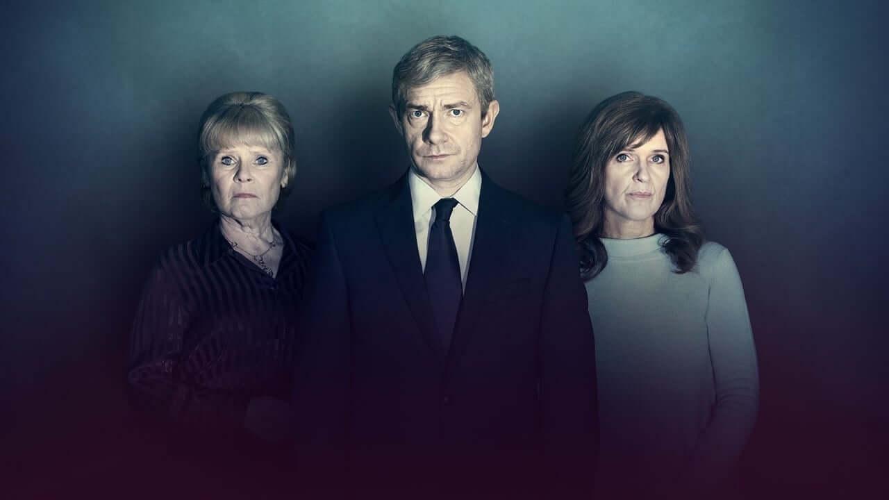 A Confession (Tilståelsen). Foto: ITV
