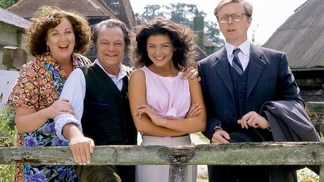 Livet med Larkins. Foto: ITV